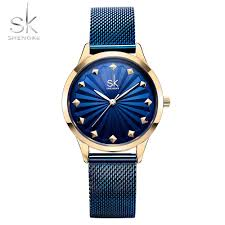 <b>Shengke Women Fashion</b> Quartz Watches Bracelet Clock <b>Luxury</b> ...