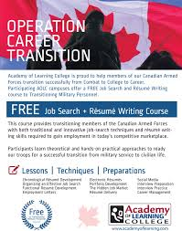 academy of learning college kingston campus operation career connect us