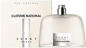 <b>Costume National Scent Sheer</b> Eau Fraiche Natural Spray 50ml ...