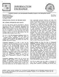 Info <b>Exchange</b> 1987