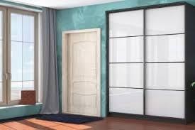 <b>Белые шкафы</b>-<b>купе</b> недорого купить в магазине MebelStol