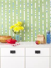 Multi Coloured Kitchen Tiles 30 Penny Tile Designs That Look Like A Million Bucks