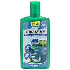 <b>Tetra Pond</b> AquaSafe средство для подговки прудовой воды, 500 мл
