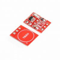 TTP223 Capacitive Touch <b>Button Switch Self</b>-Lock Module for Arduino