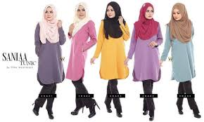 Image result for blouse labuh