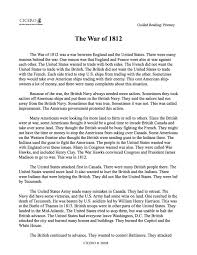 war essay doorway an essay on war