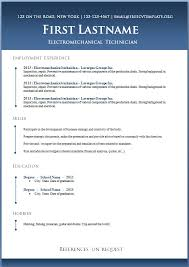 50 free microsoft word resume templates for download 9wa0uepf ms word resume templates