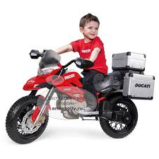 <b>Peg Perego Ducati</b> Enduro электромотоцикл - купить в интернет ...