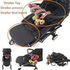 Samber <b>Baby Stroller</b> Footrest <b>Baby Stroller</b> Armrest <b>Foot</b> Support ...