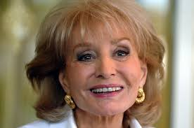 Barbara Walters, First Woman Co-Anchor of Network Evening News | MAKERS Video - Barbara-Walters-Men-Pitching-In