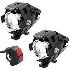 <b>Motorcycle Auxiliary</b> Lights: Amazon.com