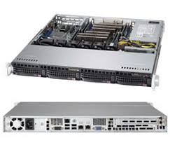 Products | SuperServers | 1U | 6017R-MTLF with Part List - Supermicro