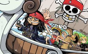 Resultado de imagen para pirata anime wallpaper