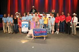 ohio state fair of champions results ohio ag net ohio s troy elwer vanwert county had the reserve grand champion barrow that was purchased by bob evans farms and the ohio farm bureau federation for 20 000