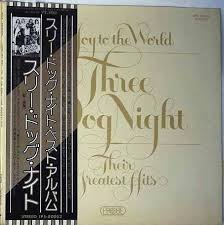 <b>Three Dog</b> Night - <b>Joy</b> To The World - Their Greatest Hits (1974 ...