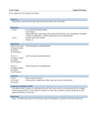 resume template expert preferred templates genius throughout  89 exciting resume template s