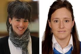 Se trata de Maitane Izaguirre Ascargorta y Alicia Ruiz Ripa, graduadas de la Universidad de Navarra, que han conseguido, respectivamente, las plazas 36 y 47 ... - _dosciencias_1af2a9f1