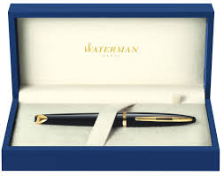 <b>Ручка</b>-<b>роллер Waterman</b> Carene, Black Sea GT <b>S0700360</b>