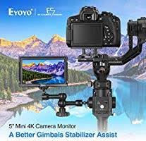 "<b>Eyoyo</b> E5 <b>5</b>"" <b>inch</b> Field DSLR Camera Monitor, Portable: Amazon.co ..."
