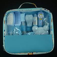 Jojck <b>13Pcs Infant Baby</b> Grooming Tools Newborn Manicure Set ...