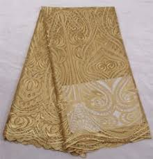 african 2018 sequins lace fabric gold high quality tulle french green
