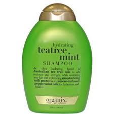 <b>Organix</b> Tea Tree And Mint Shampoo, Health & Beauty, Hair Care ...