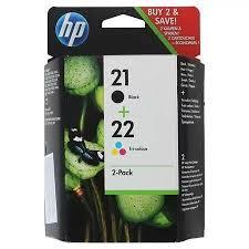 <b>Картридж HP</b> #21/22 SD367AE, комплект, оригинал – купить в ...