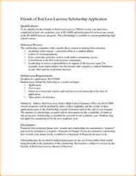 scholarship application letter essential sample scholarship essay  scholarship application letter essential sample scholarship essay example