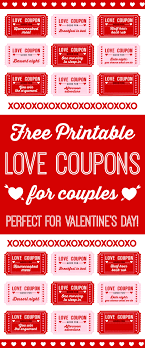 printable love coupons for couples on valentine s day grey printable love coupons for couples on valentine s day just them print them