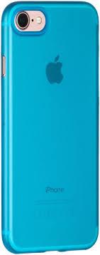 <b>Клип</b>-<b>кейс Vipe</b> Flex для <b>Apple</b> iPhone 7/8 (голубой)