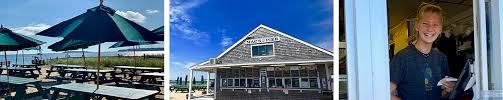 Mac's On the Pier Wellfleet - Mac's Seafood