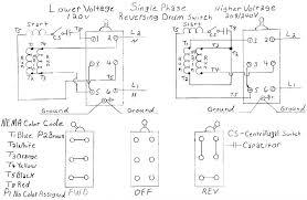 wiring new motor single phase reversing drum switch jpg
