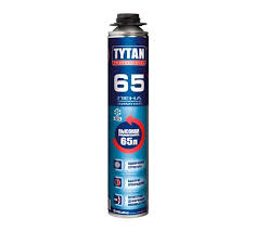 <b>Пена монтажная TYTAN</b> Professional 65 зимняя - 20°С купить по ...