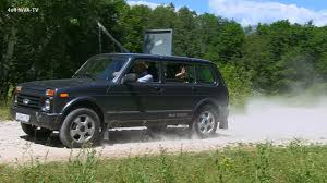 Drive test of <b>LADA 4x4 Urban</b> 5D International version clip(English ...