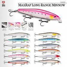 <b>Воблер плавающий MaxRap Long</b> Range Minnow MXLM12-FRST ...