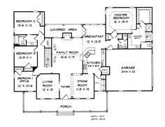 images about Ranch Home Floor Plans on Pinterest   Ranch    Hill Country Ranch Floor Plans   Burgess Hill Country Ranch Home Plan D