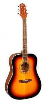 <b>Акустическая гитара Flight AD-200</b> 3TS — купить за 11990 руб ...