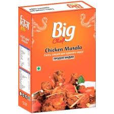 <b>смесь специй</b> для курицы Чикен масала (Chicken masala <b>Big</b> Chef)