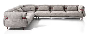 the brand of moroso and this sofa is worth the olympus because he knows assemble slender forms to padding of great interest the contrasting legs made of best italian furniture brands