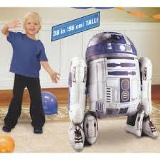 <b>Star Wars R2D2</b> Gliding <b>Balloon</b> One Size for sale online | eBay