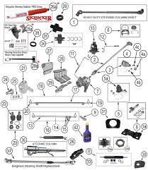 interactive diagram jeep cj steering components jeep cj parts interactive diagram jeep cj steering components