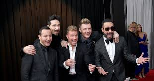 The <b>Backstreet Boys</b>' '<b>DNA</b>' Is Their First Number 1 Album In ...
