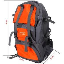 Zimtown <b>50L Climbing</b> Waterproof Backpack, Travel Rucksack Bag ...