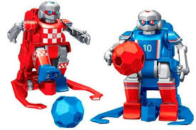<b>Радиоуправляемые роботы-футболисты Junteng</b> JT9911 (2 ...