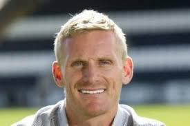 Gary Teale hopes to get a thrilling vista of the game pitchside against St Johnstone - 20304779