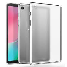 Gray Slim <b>PU Cover Case</b> for Samsung Galaxy <b>Tab</b> A 10.1 T510 ...