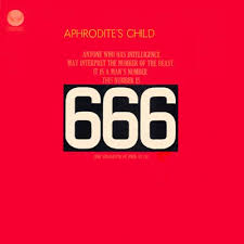 <b>666</b> by <b>Aphrodite's Child</b> (Album, Progressive Rock): Reviews ...