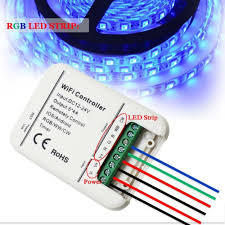 RGBWW LED <b>WiFi Controller</b>,LED Strip Lights <b>Controller</b> ...