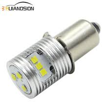 1616 CSP 10W <b>P13</b>.<b>5S PR2</b> LED Conversion Kit Bulb for Torch ...