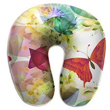KIENGG Abstract Colorful Butterfly Flowers Memory ... - Amazon.com